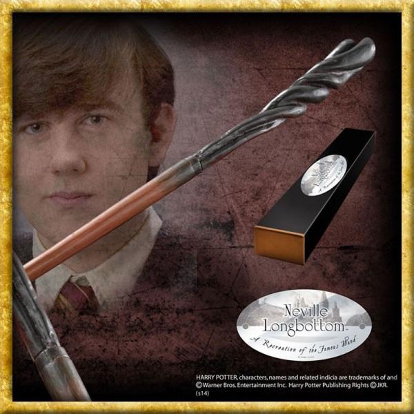 Harry Potter - Zauberstab Neville Longbottom Charakteredition