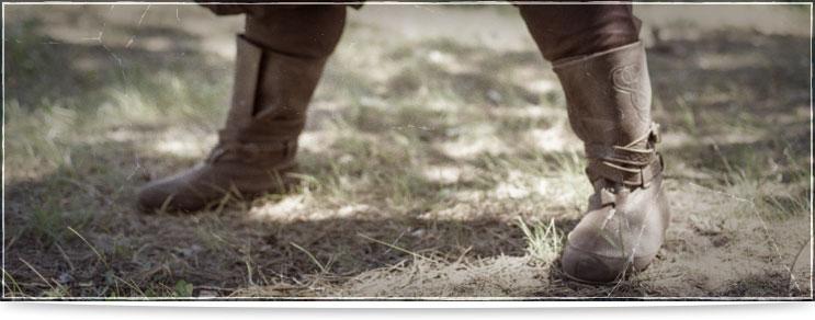Mittelalter Stiefel für Damen und Herren| Drachenhort
