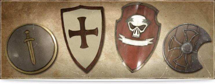 LARP Wappenschilde & mehr | Drachenhort