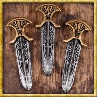 LARP Wurfmesser Assassin - 3er Set