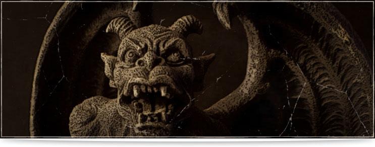 Gargoyles Figuren & Statuen Shop | Drachenhort