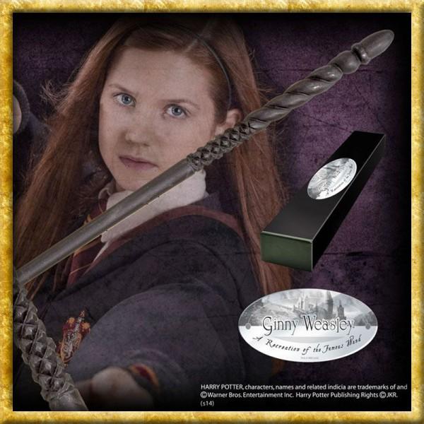 Harry Potter - Zauberstab Ginny Weasley Charakteredition