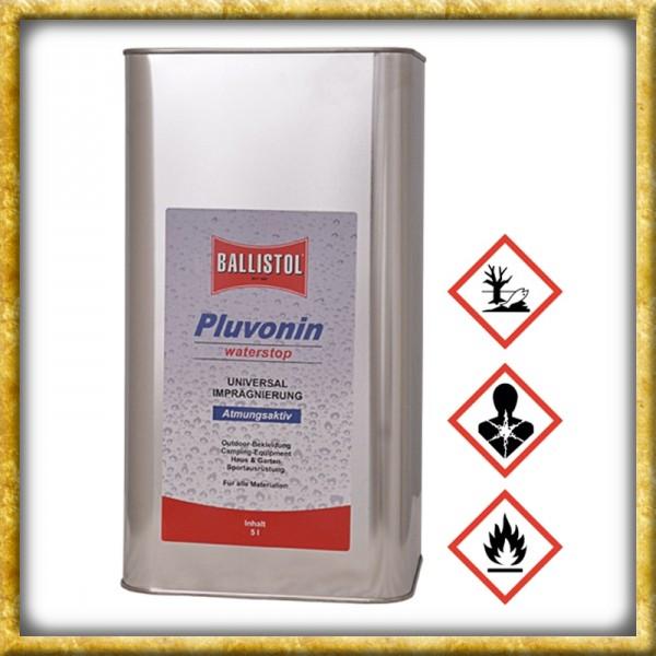 Ballistol Pluvonin Imprägnierlösung - 5 Liter