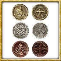LARP Münzen Piraten