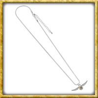 Harry Potter - Halskette & Anhänger Goldener Schnatz