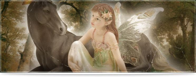Drachenhort | Elfenfiguren & Statuen