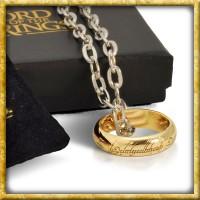Herr der Ringe - Der Eine Ring Replique Noble Collection