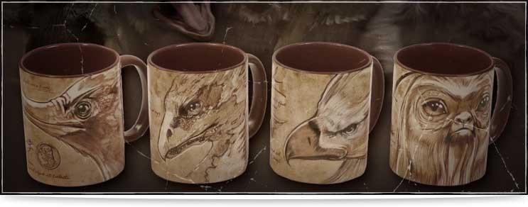 Phantastische Tierwesen Figuren & Tassen | Drachenhort