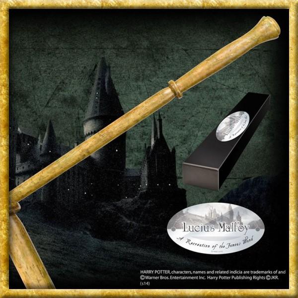 Harry Potter - Zauberstab Lucius Malfoy Charakteredition