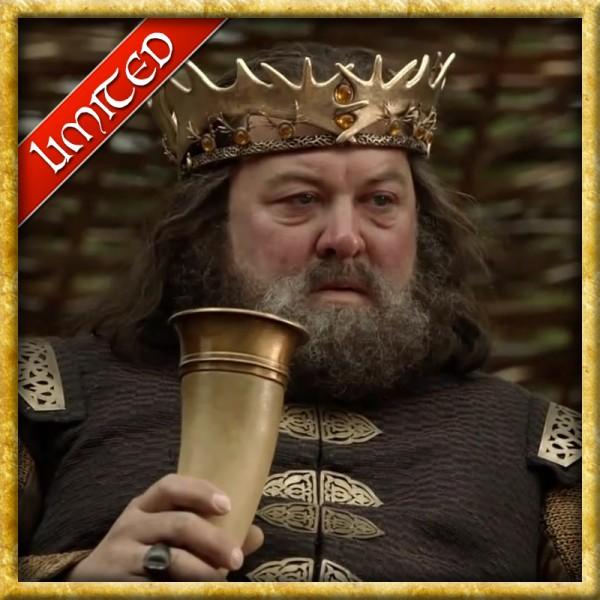 Game of Thrones - Königskrone von Robert Baratheon