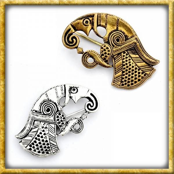 Raben Fibel Gotland - Silber oder Bronze