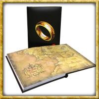 Herr der Ringe - Der Eine Ring Notizbuch mit Leuchtfunktion