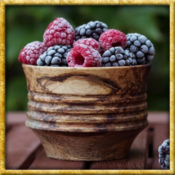 Kleine Mittelalter Holzschüssel
