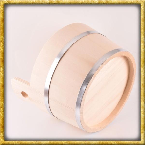 Bottich aus Fichtenholz- ca. 15 Liter