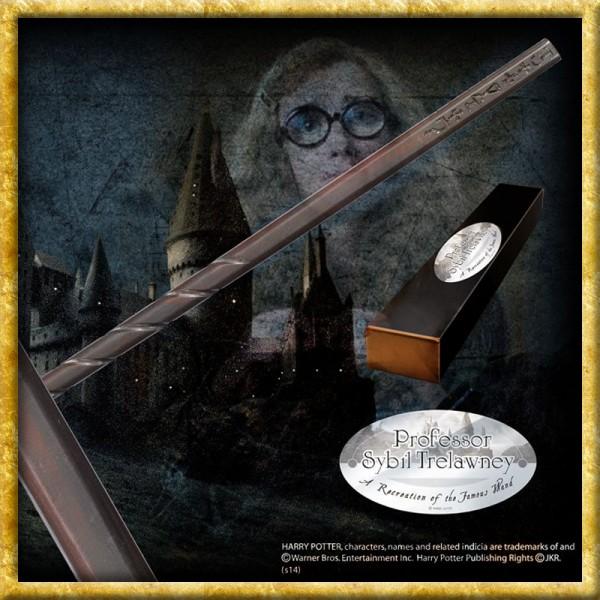 Harry Potter - Zauberstab Professor Sybill Trelawney Charakteredition