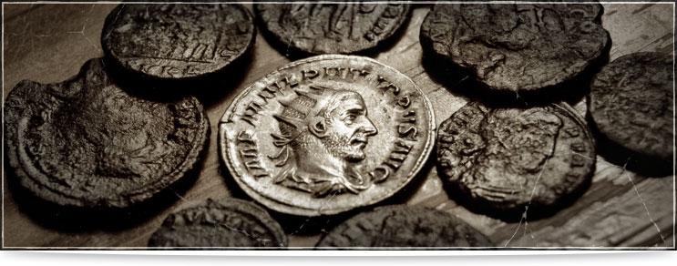 Drachenhort | LARP Münzen