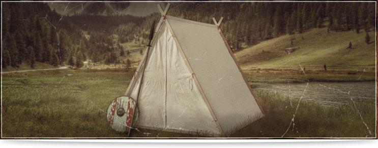 Mittelalter Zelte, Heringe & mehr | Drachenhort
