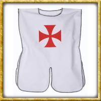 Wappenrock für Kinder - Templer