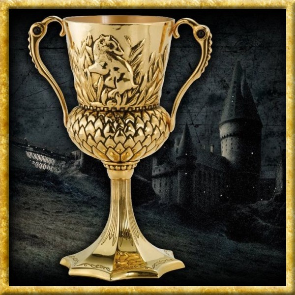 Harry Potter - Kelch Hufflepuff Cup