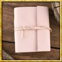 Kleines Notizbuch mit Ledereinband II