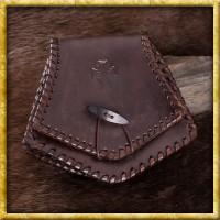 Keltische Gürteltasche mit Knebelverschluss