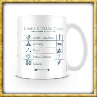 Phantastische Tierwesen Tasse Codes