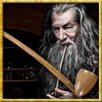 Der Hobbit - Gandalfs Pfeife