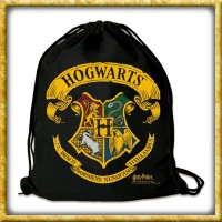 Harry Potter - Stoffbeutel Hogwarts