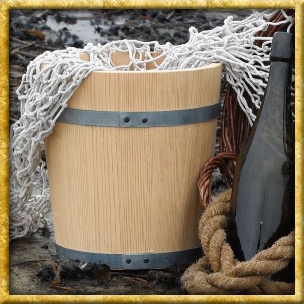 Eimer aus Fichtenholz - 5 oder 10 Liter