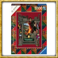 Harry Potter - Puzzle Trimagisches Turnier