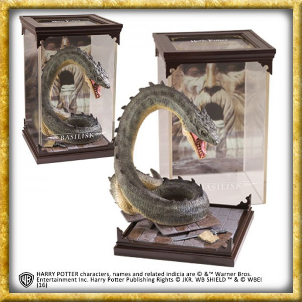Harry Potter Magical Creatures - Statue Basilisk