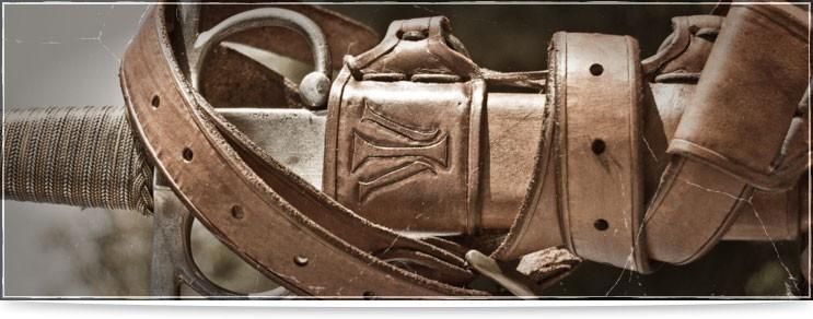 LARP Schwerthalter & Scheiden | Drachenhort
