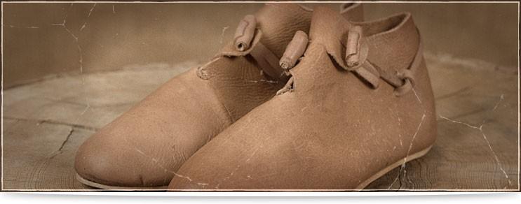 Mittelalter Kinderschuhe & Stiefel | Drachenhort