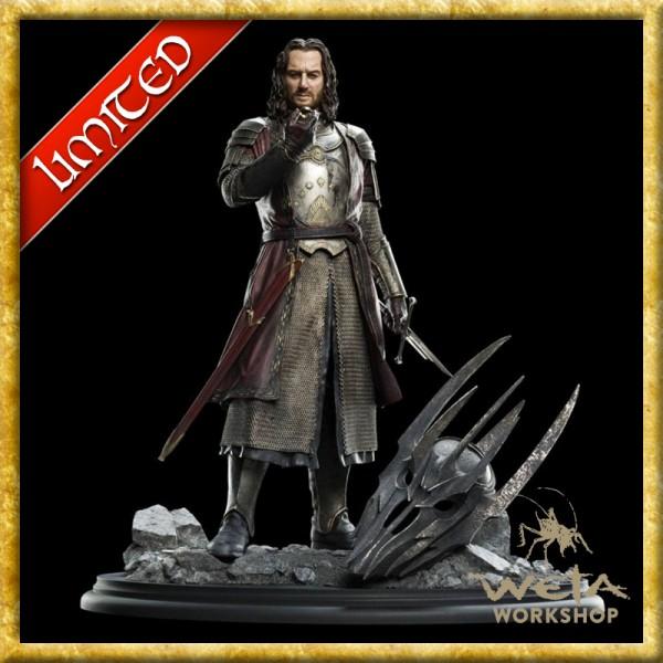 Herr der Ringe - Statue Isildur