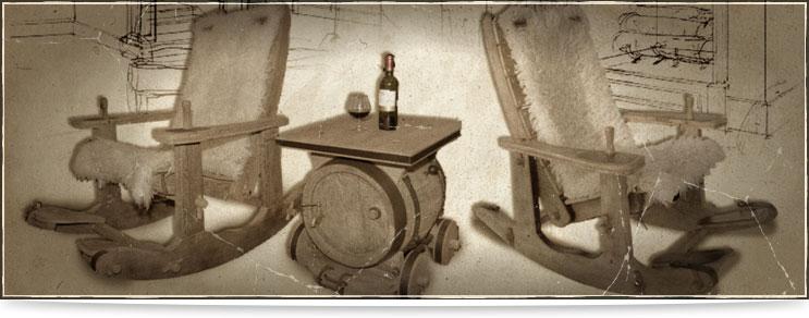Drachenhort | Mittelalterliche Möbelstücke