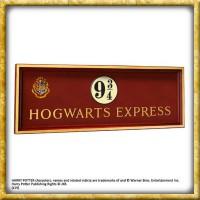 Harry Potter - Wandschmuck Hogwarts Express