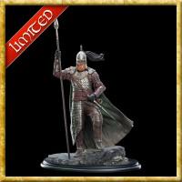 Herr der Ringe - Statue Königliche Wache von Rohan