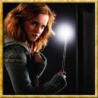 Harry Potter - Leuchtzauberstab Hermine Granger
