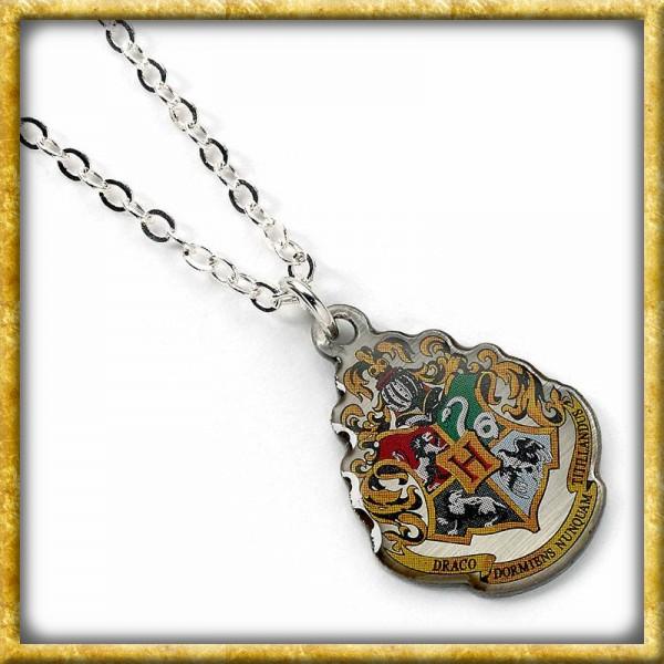 Harry Potter - Halskette & Anhänger Hogwarts