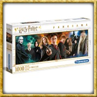 Harry Potter - Puzzle Panorama Charaktere