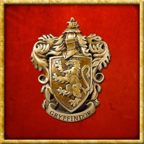 Wandschmuck - Gryffindor