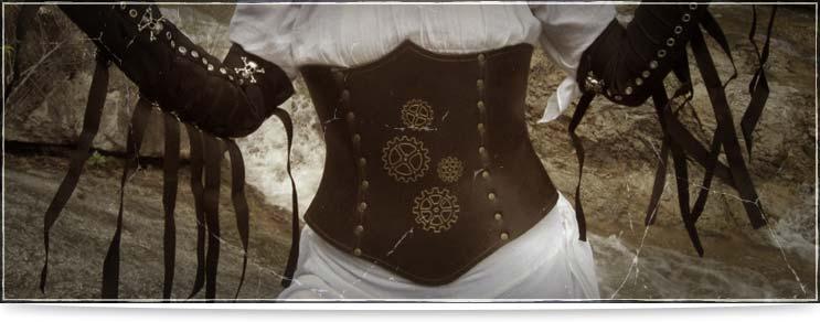 Mittelalter Mieder & Korsagen für die Maid | Drachenhort