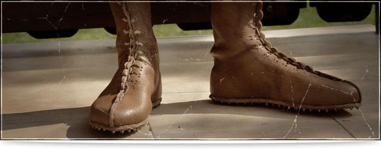 Römische Schuhe & Stiefel   Drachenhort