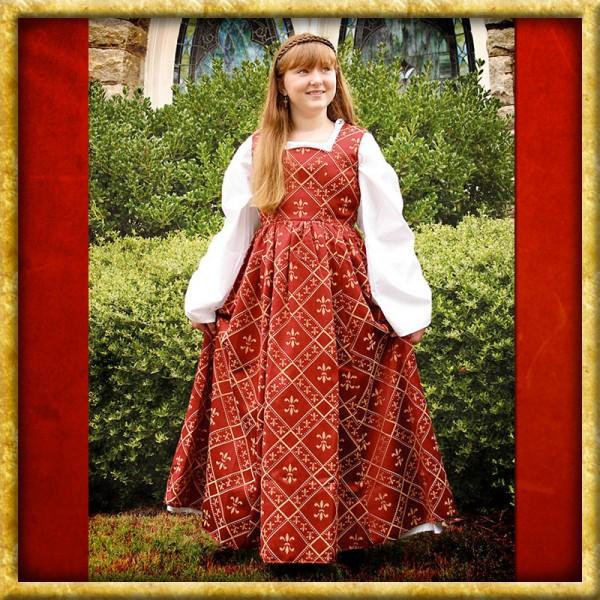 Kinderkleid - Renaissance