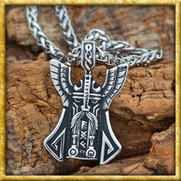 Wikinger Halskette Odin