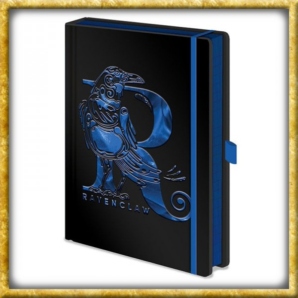 Harry Potter - Premium Notizbuch Ravenclaw