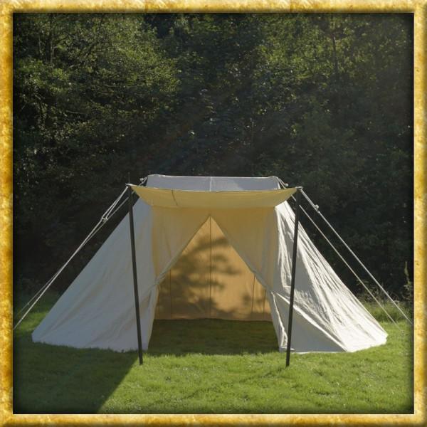 Sachsenzelt Jorvik 3x5m - Natur